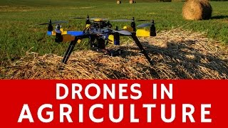 Drones in Farming or Agriculture: Futuristic Ideas and Uses