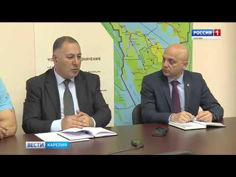 Власти Карелии назвали сроки реконструкции водозабора в Медвежьегорске