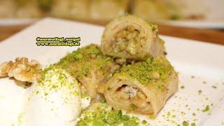 Şıllık tatlısı nasıl yapılır tarifi Şanlıurfa yöresinden,Taş ekmek tatlısı Elazığ, Nurmutfagi NurGüL
