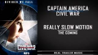 Captain America: Civil War TV Spot #22  Song | Really Slow Motion - The Coming