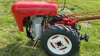 URSUS C-308 naprawa i odbudowa ciągnika C308  dzik 2 21 retro traktor