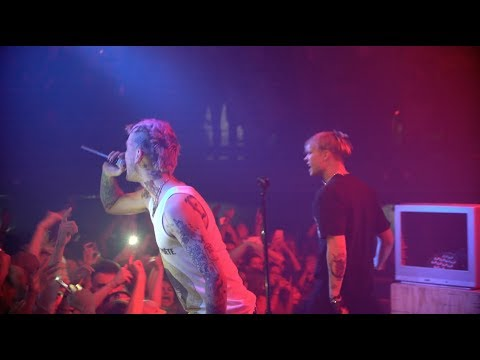 Lil Peep U Said Brightside Live In Seattle Cowys Tour Youtube