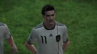 PES 2010 World Cup Patch by Moddingway