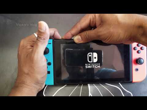 How to do Factory Reset your Nintendo Switch?