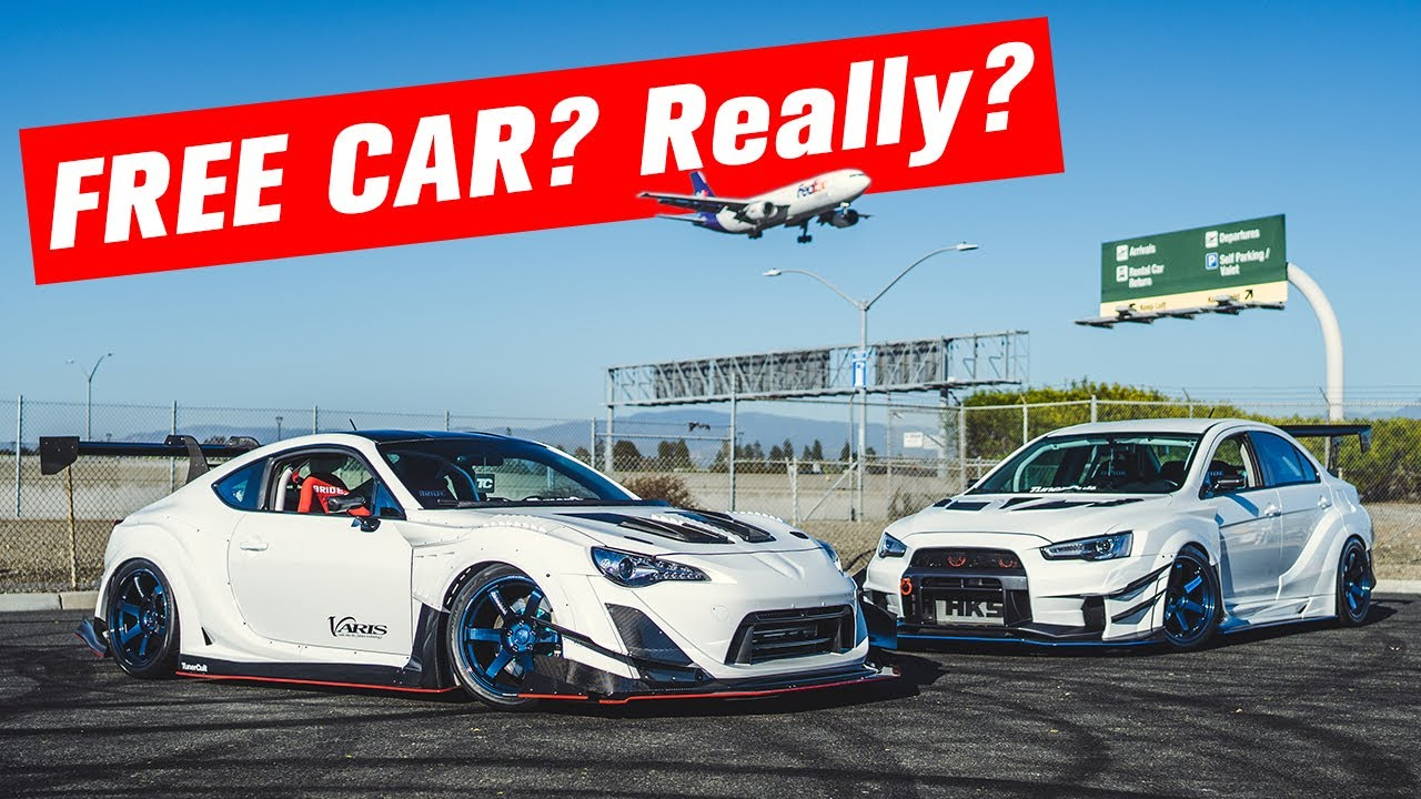 HOW TO GET JDM CARS FOR FREE: TCG 11