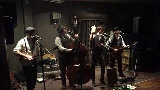"""The Jake Leg Jug Band - 'Hot Nuts!"""" at Halesowen Jazz Club 03/02/2019"""