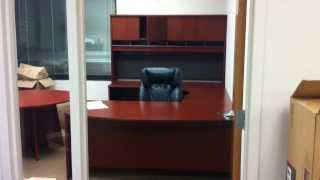 Bush Executive Desk Installation Service Video In Dc Md Va By Furniture Assembly Experts Llc