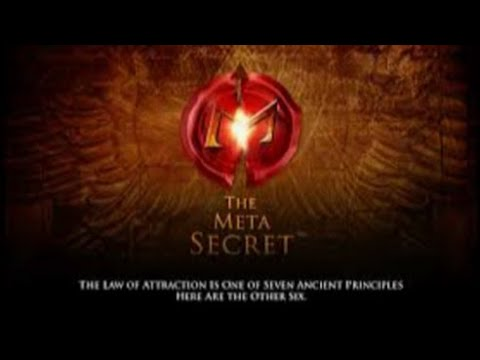 Download THE METTA SECRET- (FULL MOVIE)  LAW OF ATTRACTION.