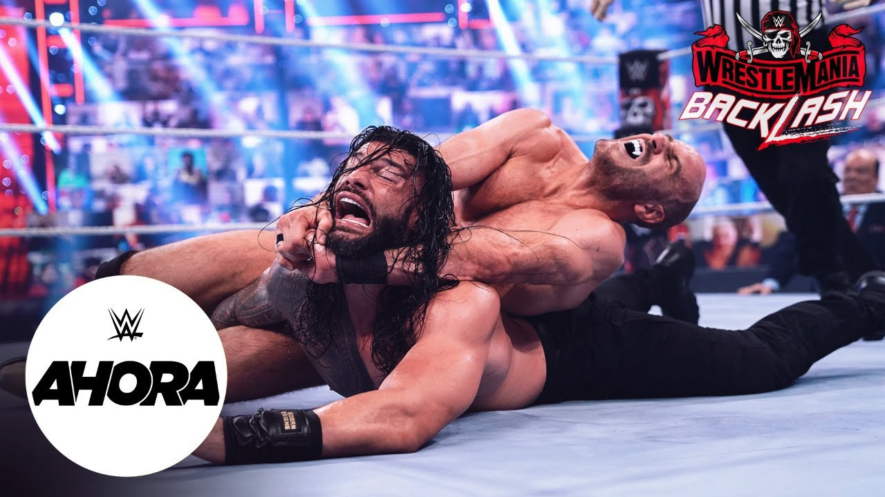 WrestleMania Backlash (RESULTADOS): WWE Ahora, May 16, 2021