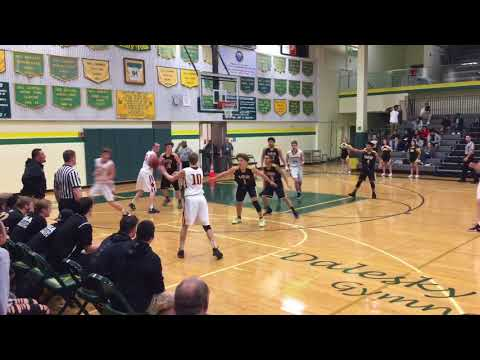 Highlights: Capital bounces back against Hudson's Bay, still in hunt for state playoffs