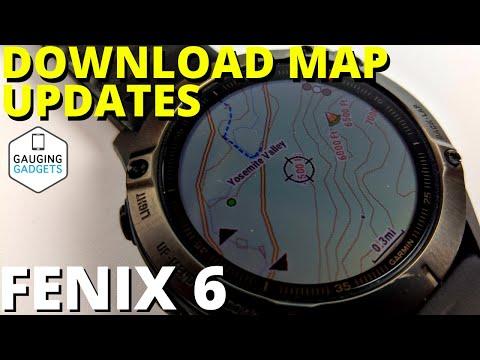 update-the-maps-on-your-garmin-fenix-6