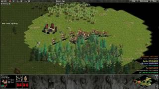 Age of Empires Highlight Lạc đà Palmyran chém 50 dân lật ngược tình thế - NgDinhNha