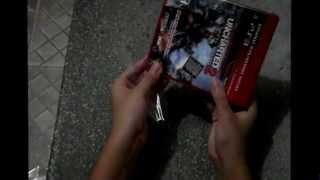 Unboxing dos jogos: Uncharted Drake