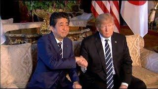 Trump gives 'blessing' to Korea peace treaty talks thumbnail