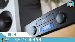 Hegel Mohican CD Player - One Last Hurrah