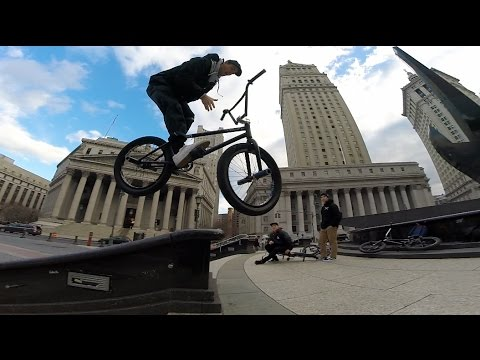 DailyCruise 4: BMX in Manhattan & Brooklyn NYC (FTL Crew)