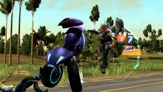 LocoCycle Gameplay Trailer