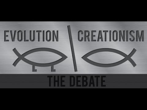 a discussion on evolution and intelligent design Devos and her family have poured millions of dollars into groups that champion intelligent design, the doctrine that the complexity of biological life can best be explained by the existence of a.