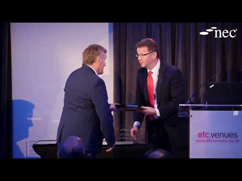 ECC Supervisor Accreditation Awardee 2017 - Mike Lally