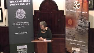 Baroness Hale at The Cambridge Union Society