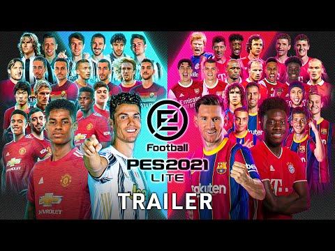 eFootball PES 2021 LITE - Launch Trailer