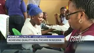 Solving Nigeria's health-care problem