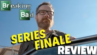 Breaking Bad Series Finale - Review by Chris Stuckmann