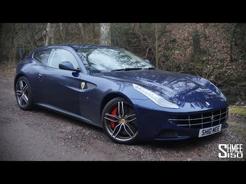 What Could Replace My Ferrari FF?