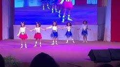 Crazy Girls Dance Performance-Magarpatta City