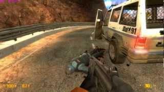 Black Mesa Source 2012 - Walkthrough Part 11 HD