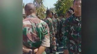 400 Personel TNI AD Bantu Evakuasi Korban Gempa Sulteng