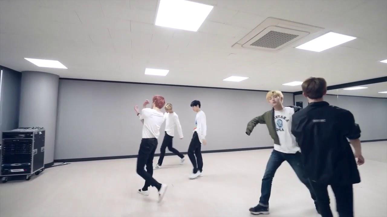 [mirrored] NCT U - BOSS Dance Practice Video - YouTube
