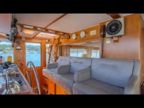 Camelot 69' Pacemaker Custom Flushdeck Motoryacht