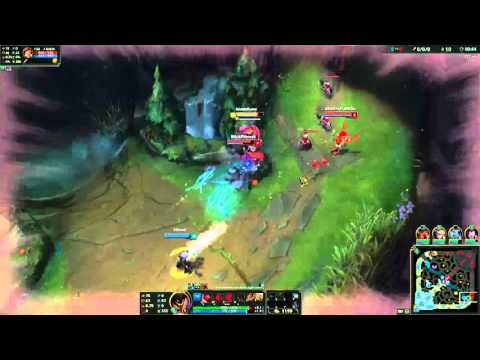 League of legends - Malphite Support 2 - Dubai player faisalalkous - Eu west