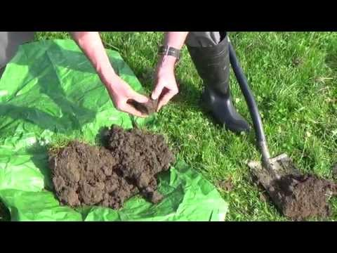 How to assess clay loam soils - brought to you by AHDB Dairy