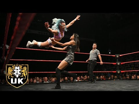 Xia Brookside vs. Jinny: NXT UK, Dec. 12, 2018