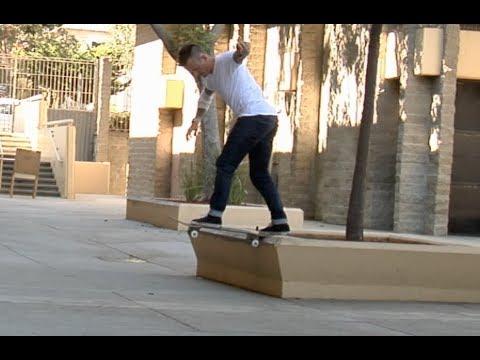Cody McEntire Kickflip bs Tail Big Spin Raw Cut