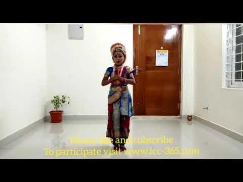 Kuchipudi Natyam by Cute girl