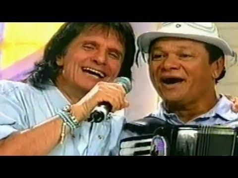 ROBERTO CARLOS & DOMINGUINHOS - O BAILE DA FAZENDA 1998 (Vídeo Clip) - HD
