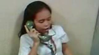 PCSS STUDENTS WNGLISH 3 - TELEPHONE CONVERSATION