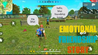 Free fire best friendship | gone emotional movement GERENA -FREE FIRE