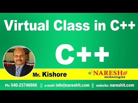 virtual-class-in-c++-|-c++-tutorial-|-mr.-kishore