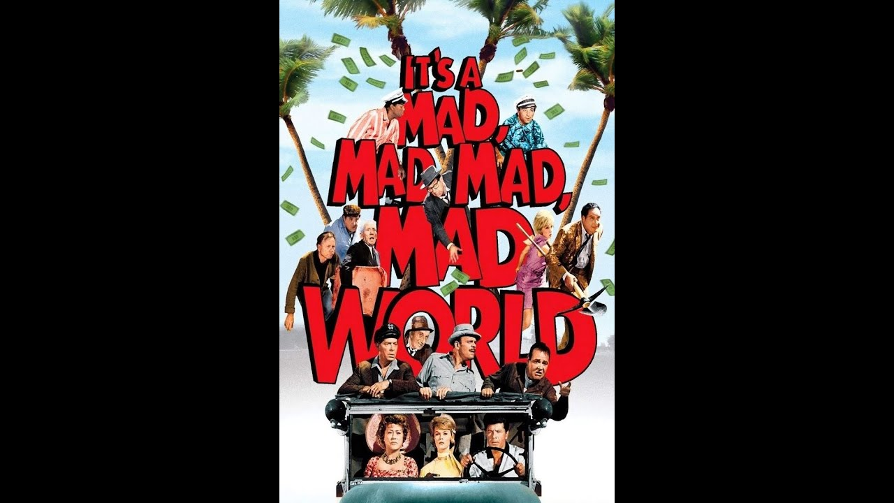 Download Its A Mad Mad Mad Mad World 1963 Comedy Movie Commentary