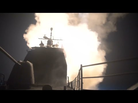 Pentagon says strikes crippled Syria\'s chemical weapons programme