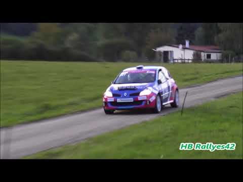 RALLYE DU SURAN 2017 FLAT OUT AND THE LIMIT