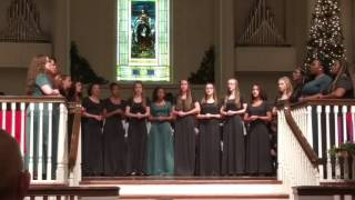 Carol of the Bells / Sing We Now of Christmas - by CHHS Chorus Coordination