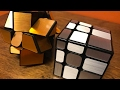 MoYu Mirror S and WindMirror cubes Unboxing and solve