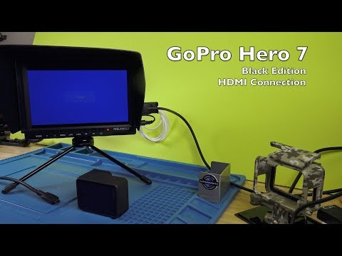 GoPro Hero 7 - HDMI Connection