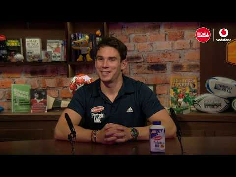 Joey Carbery | Sexton Rivalry | Munster Move | World Cup Prep