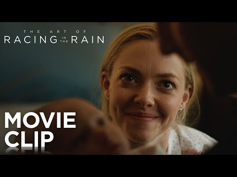 "The Art Of Racing In The Rain | ""You're Here Now"" Clip 